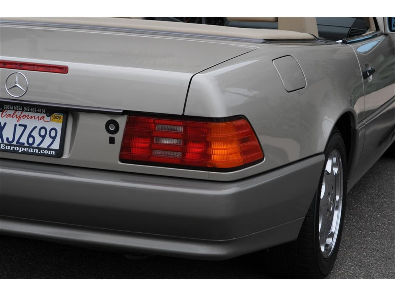Large Picture of '95 SL500 - QDEF