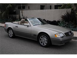 Picture of '95 Mercedes-Benz SL500 Offered by Star European Inc. - QDEF