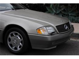 Picture of '95 Mercedes-Benz SL500 located in Costa Mesa California - QDEF