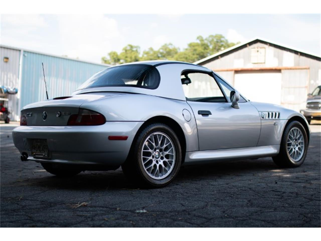 Large Picture of '02 Z3 - QGCH
