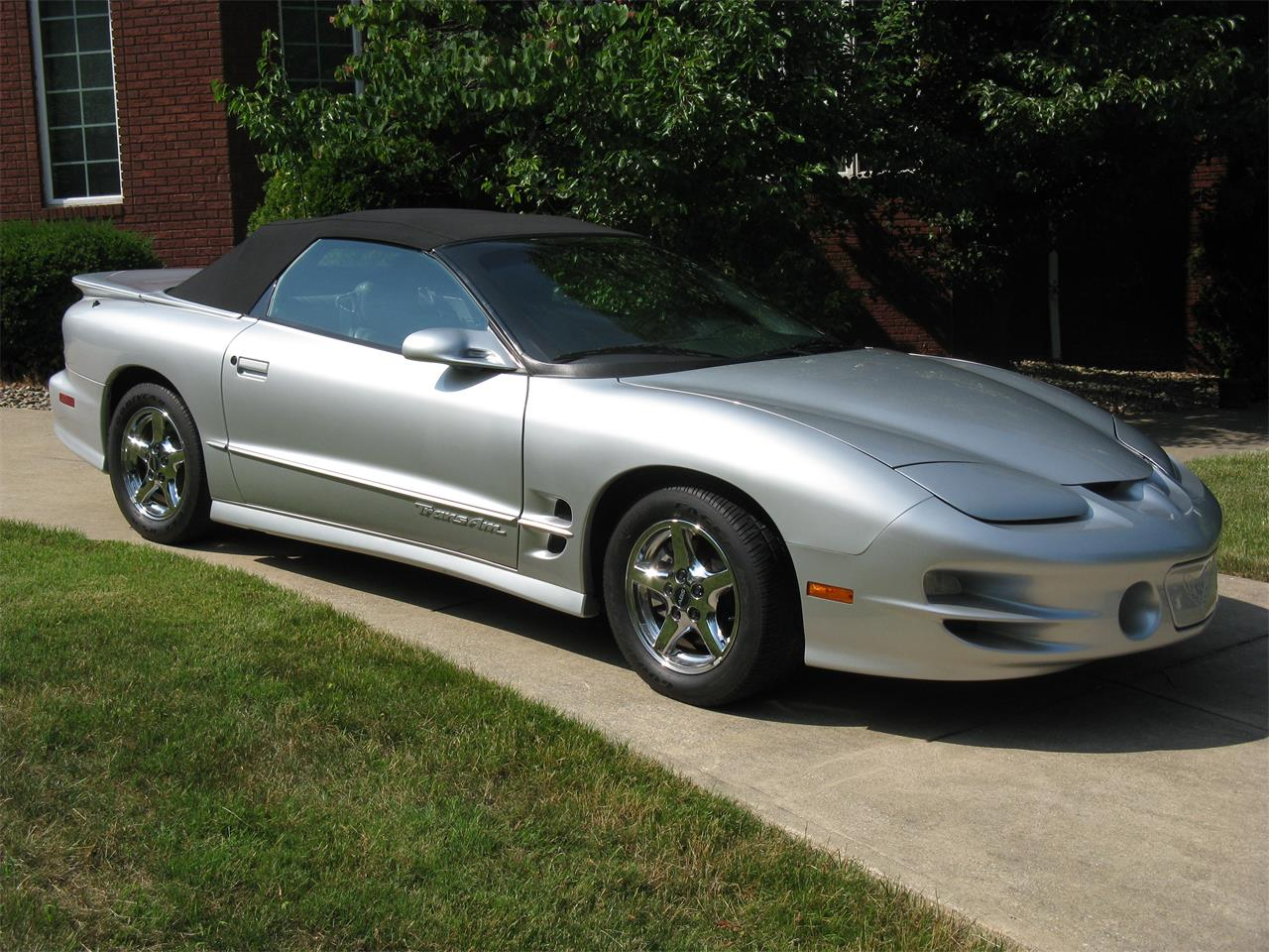 Large Picture of '98 Firebird Trans Am - QGD7