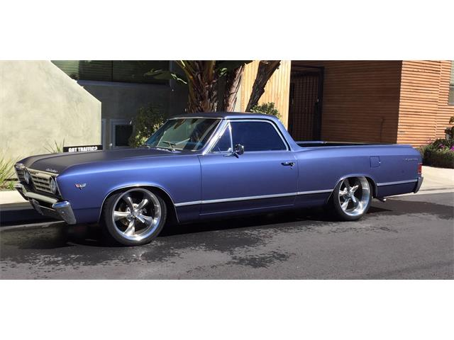 Picture of 1967 Chevrolet El Camino located in California Offered by a Private Seller - QGDH