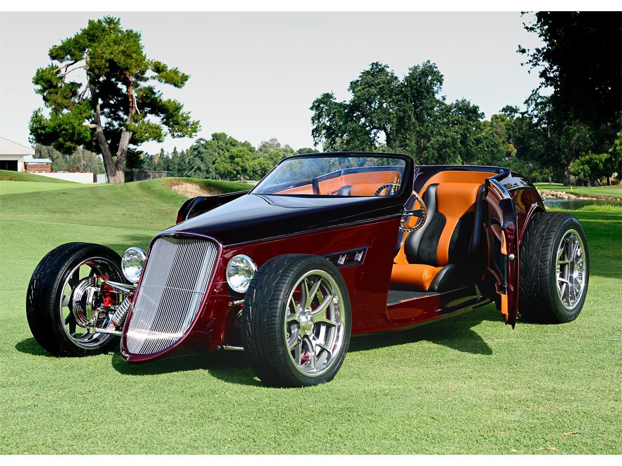 Large Picture of '33 Roadster - QD3V