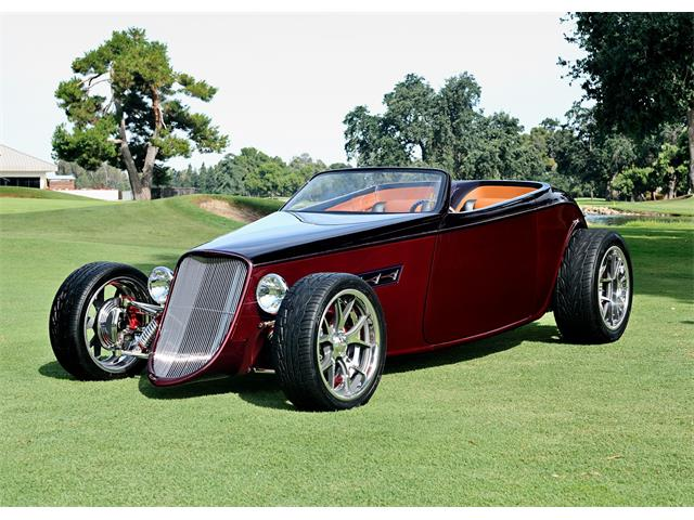 Picture of 1933 Ford Roadster - $72,900.00 Offered by a Private Seller - QD3V