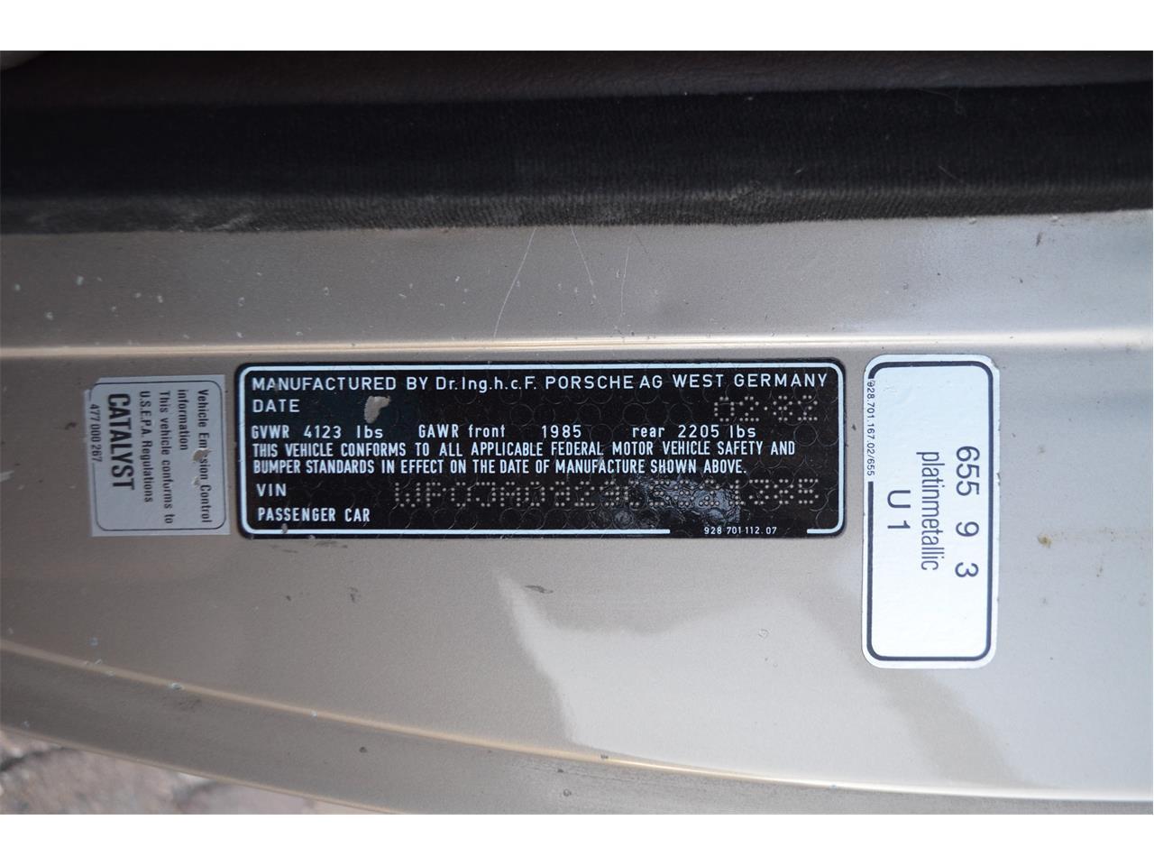 Large Picture of '82 928S - QDEM