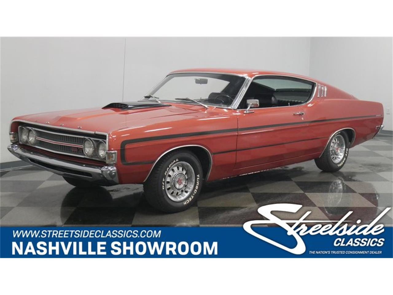 For Sale: 1969 Ford Torino in Lavergne, Tennessee