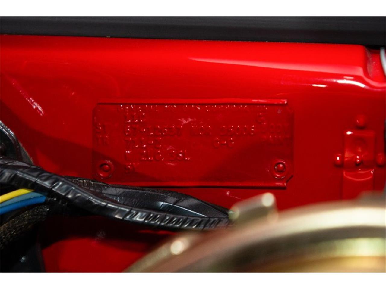 Large Picture of '67 Camaro - QGEN