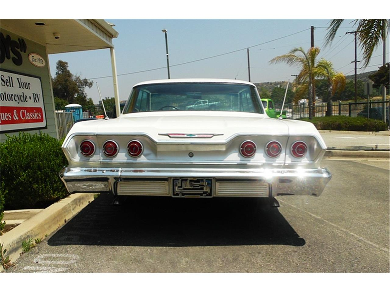 Large Picture of '63 Impala - QDEO
