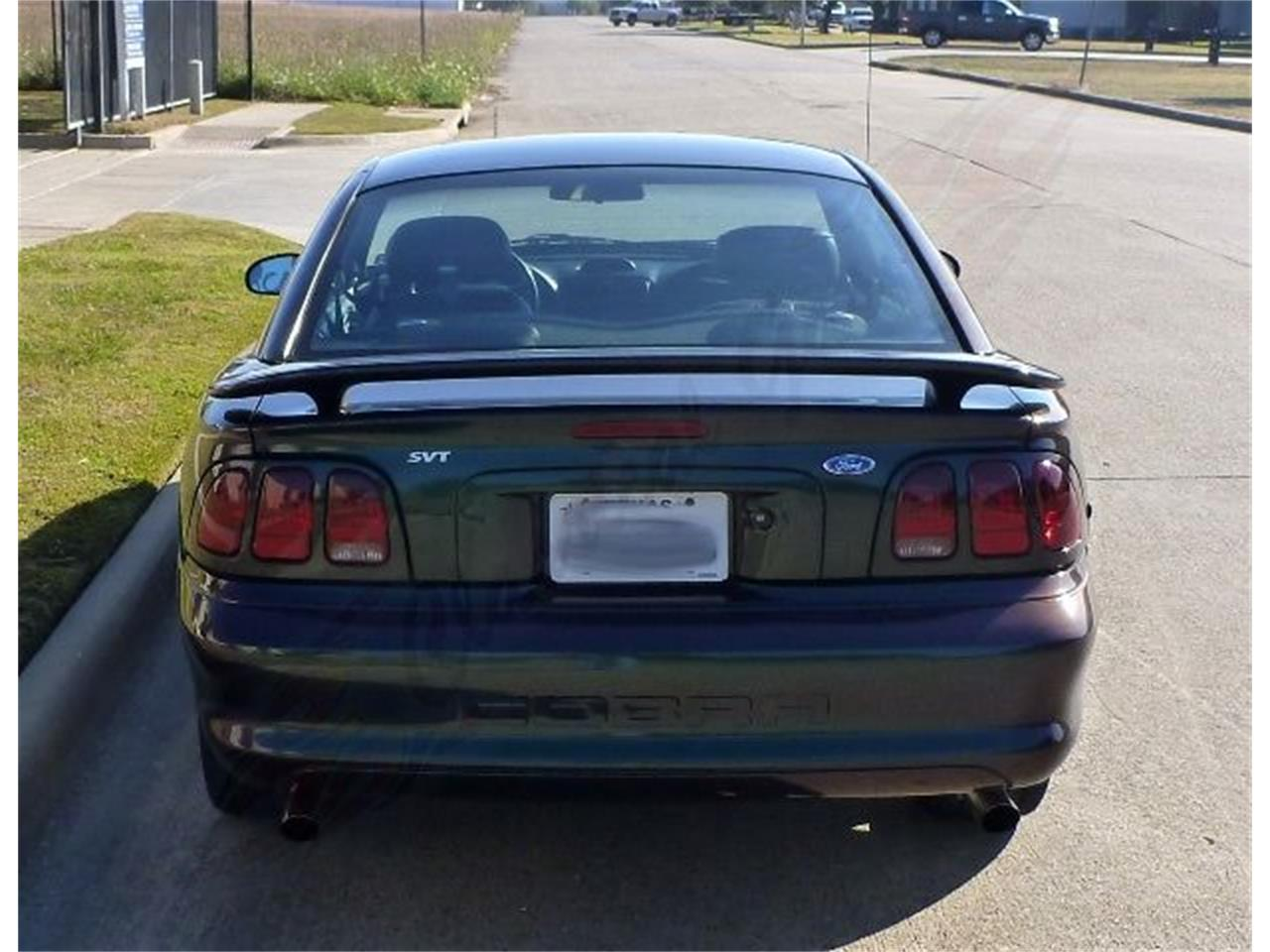 Large Picture of '96 Mustang Cobra - QGFN