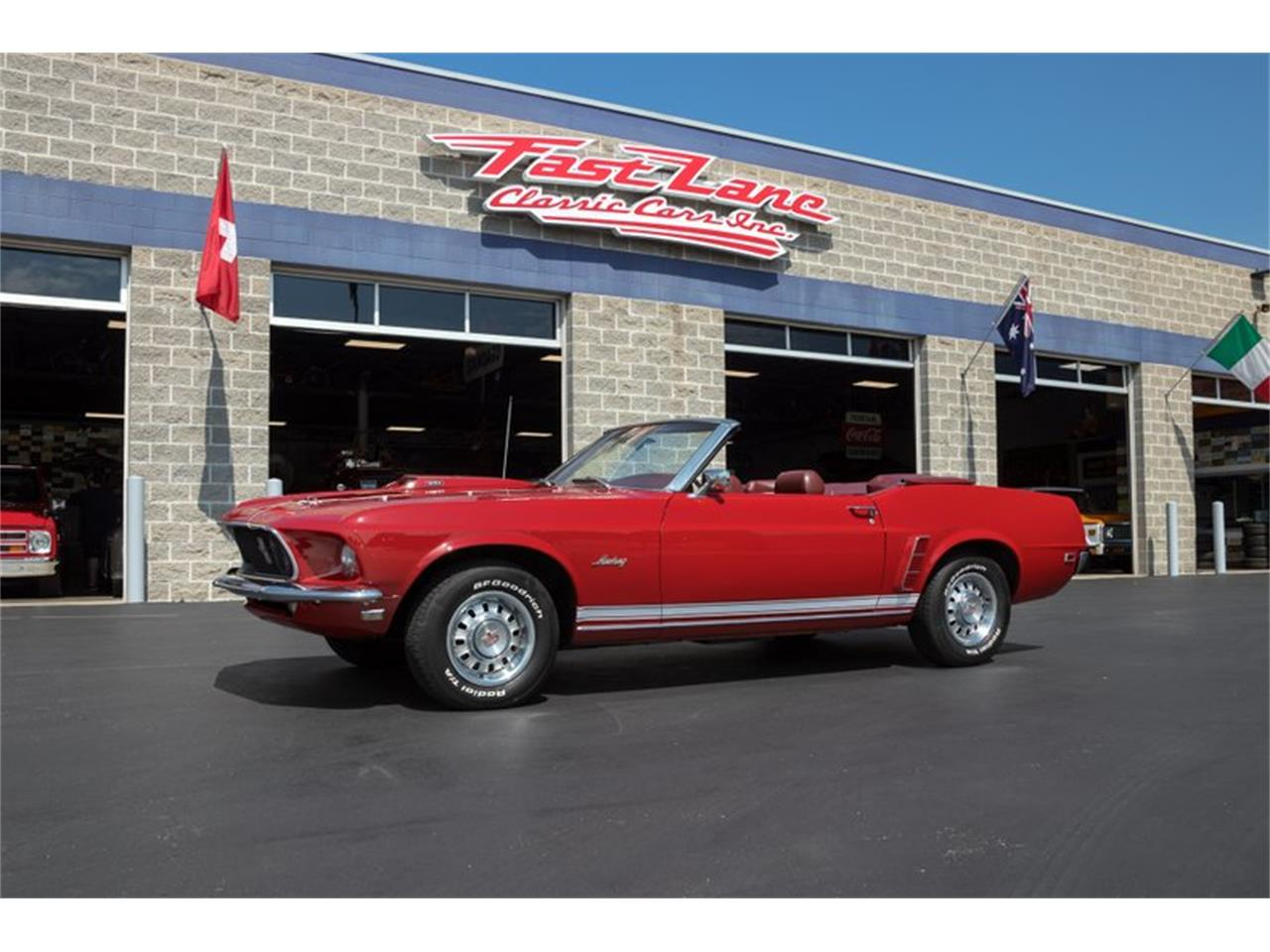 Large Picture of '69 Mustang GT - QGFP