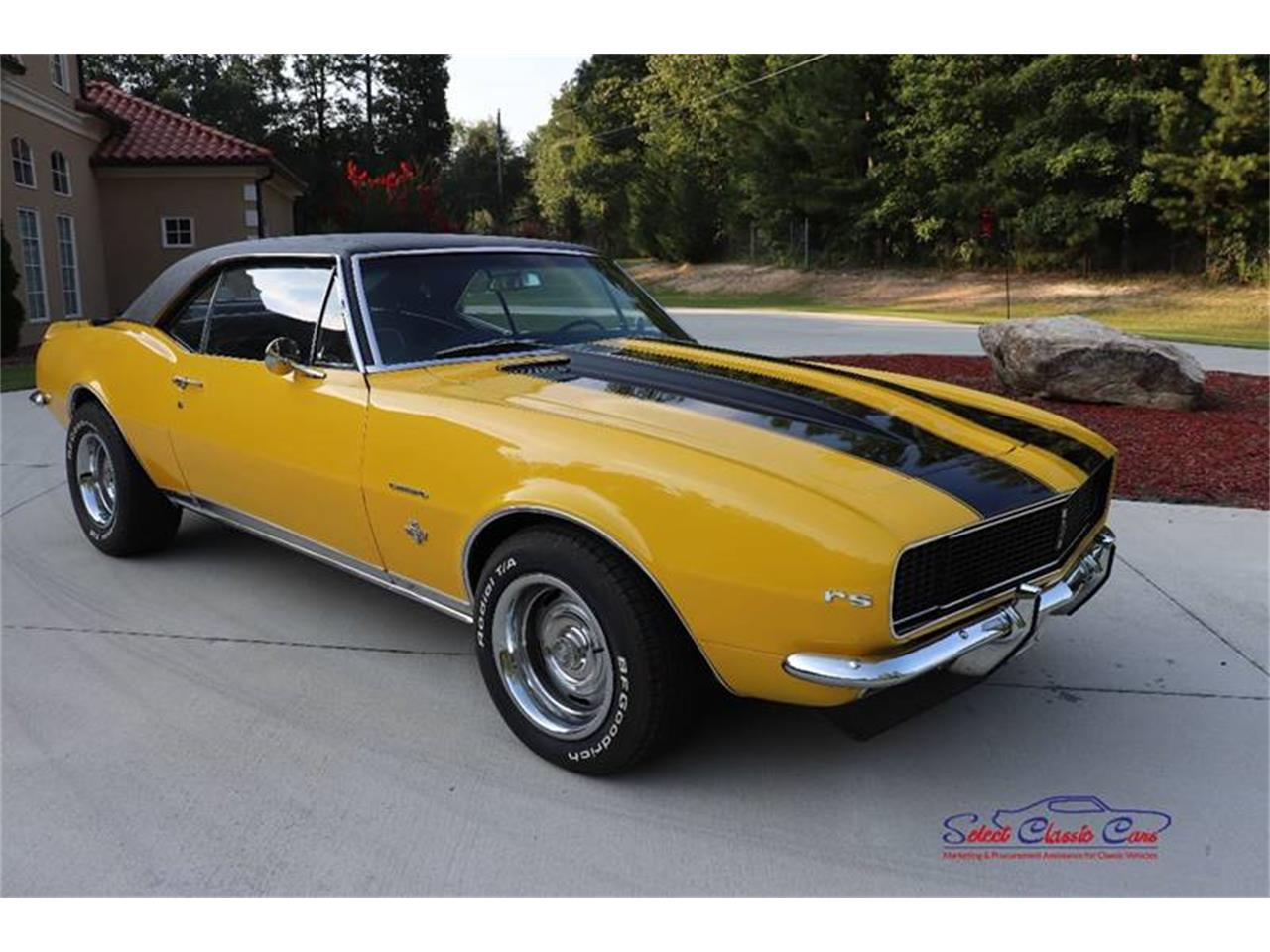Large Picture of 1967 Camaro Offered by Select Classic Cars - QGFQ