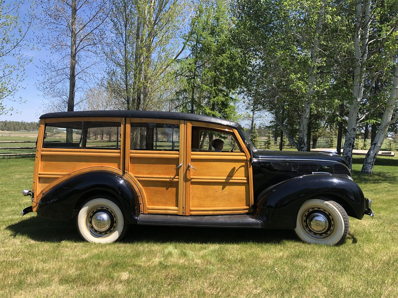 Large Picture of '38 Wagon - QDES
