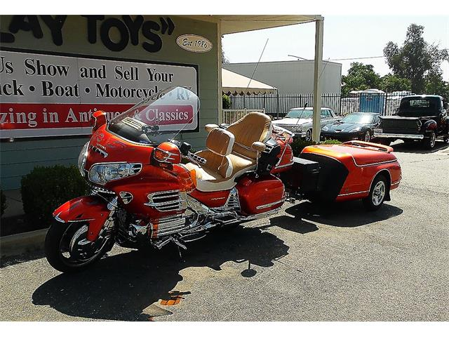 Picture of '03 Goldwing - QDEX