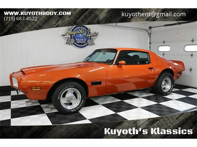 Picture of '71 Firebird - QGH7
