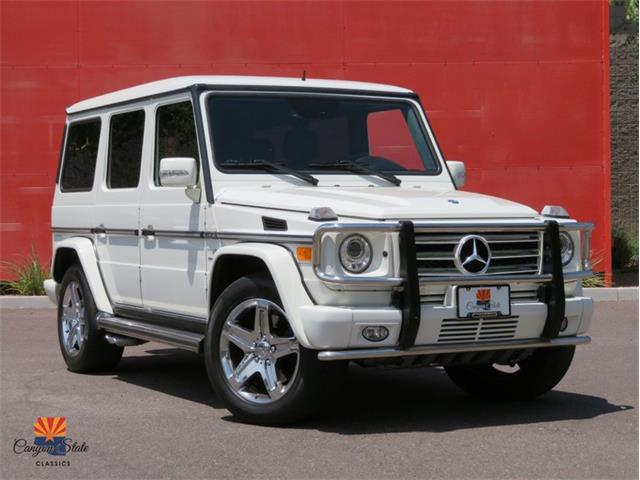 Picture of '11 G-Class - QGHB