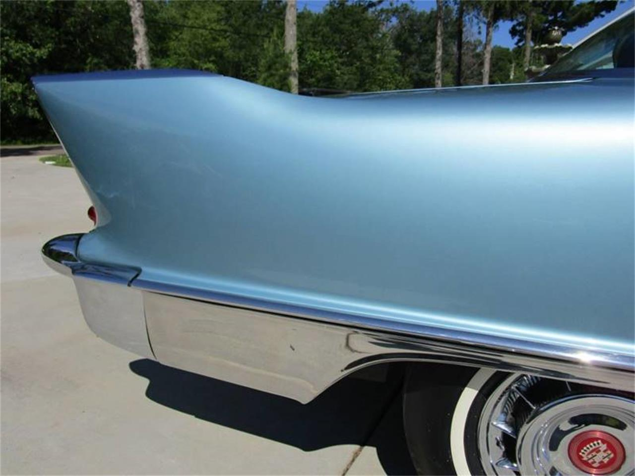 Large Picture of 1958 Cadillac Eldorado Offered by Cody's Classic Cars - QGHC