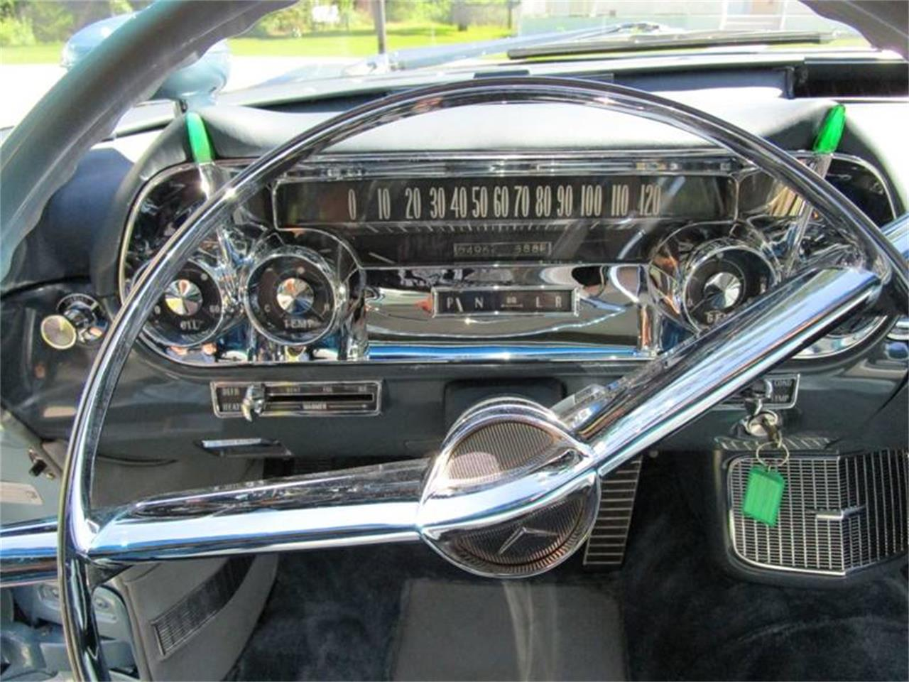 Large Picture of 1958 Cadillac Eldorado located in Wisconsin Offered by Cody's Classic Cars - QGHC