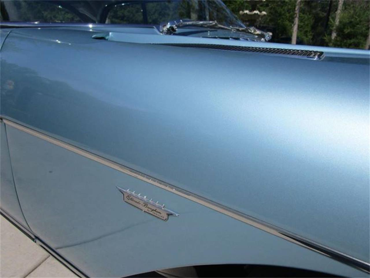 Large Picture of Classic 1958 Cadillac Eldorado located in Stanley Wisconsin Offered by Cody's Classic Cars - QGHC
