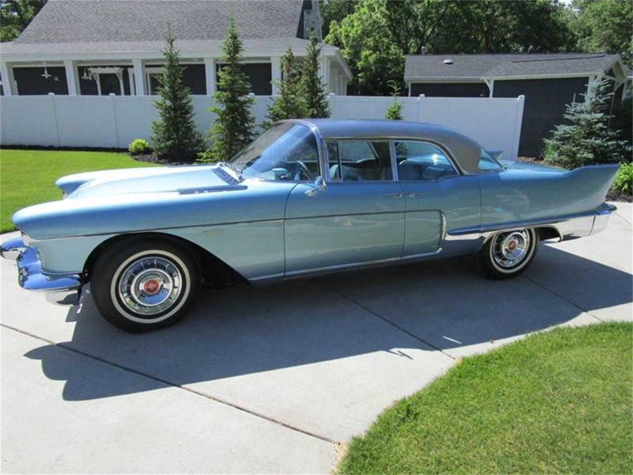 Large Picture of 1958 Cadillac Eldorado located in Stanley Wisconsin - $199,500.00 Offered by Cody's Classic Cars - QGHC
