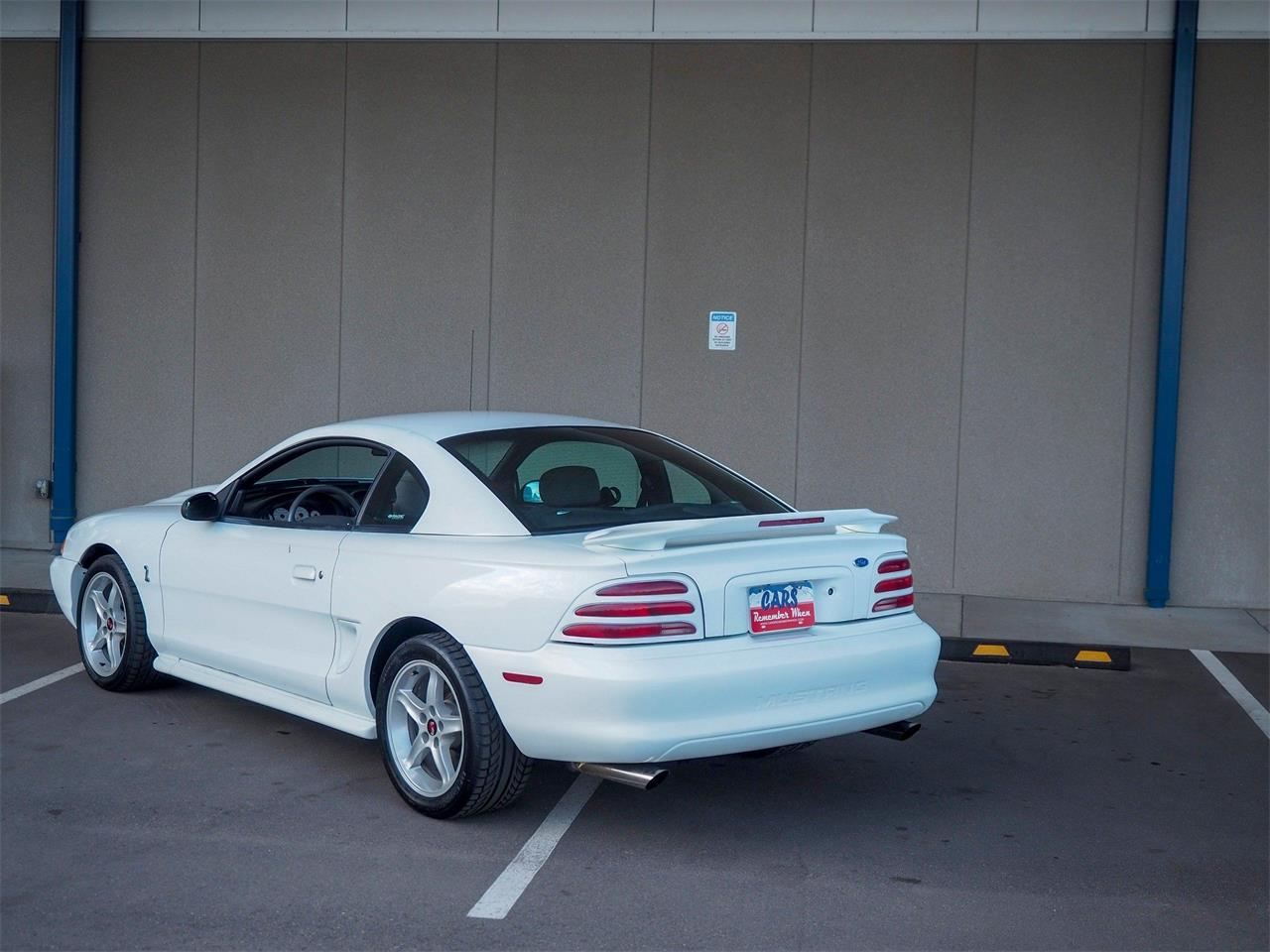 Large Picture of '95 Mustang - QGHD
