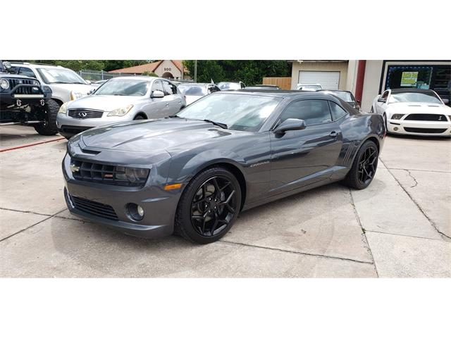 Picture of '11 Camaro - QGHJ