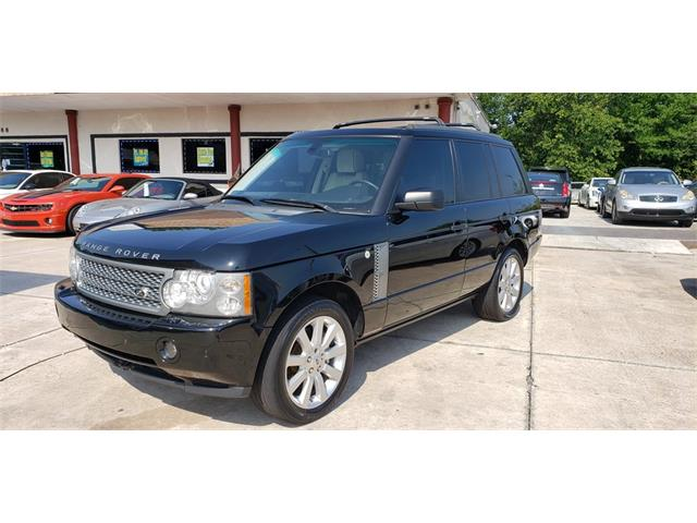 Picture of '08 Range Rover - QGHO