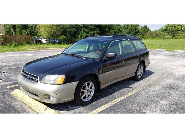 Picture of '01 Outback - QGHV