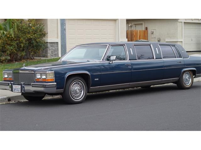 Picture of '88 Cadillac Limousine Auction Vehicle Offered by  - QGI4