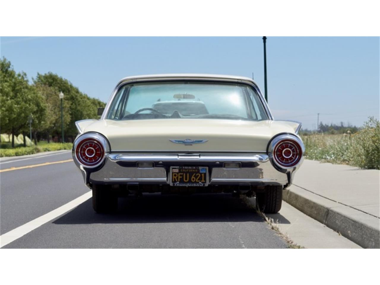Large Picture of 1963 Thunderbird Auction Vehicle Offered by Motorsport Auction Group - QGI5