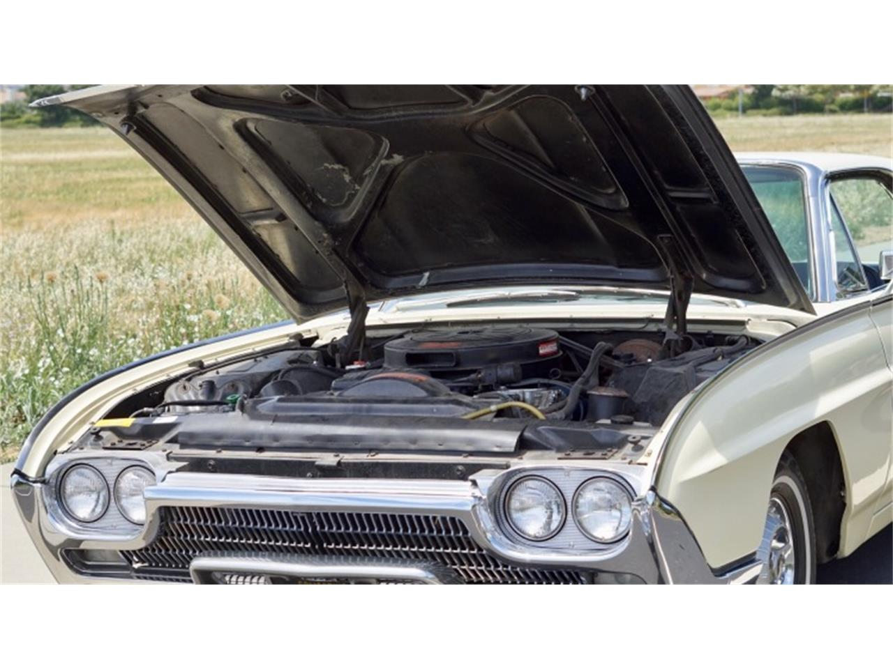 Large Picture of 1963 Ford Thunderbird located in Sparks Nevada Auction Vehicle Offered by Motorsport Auction Group - QGI5