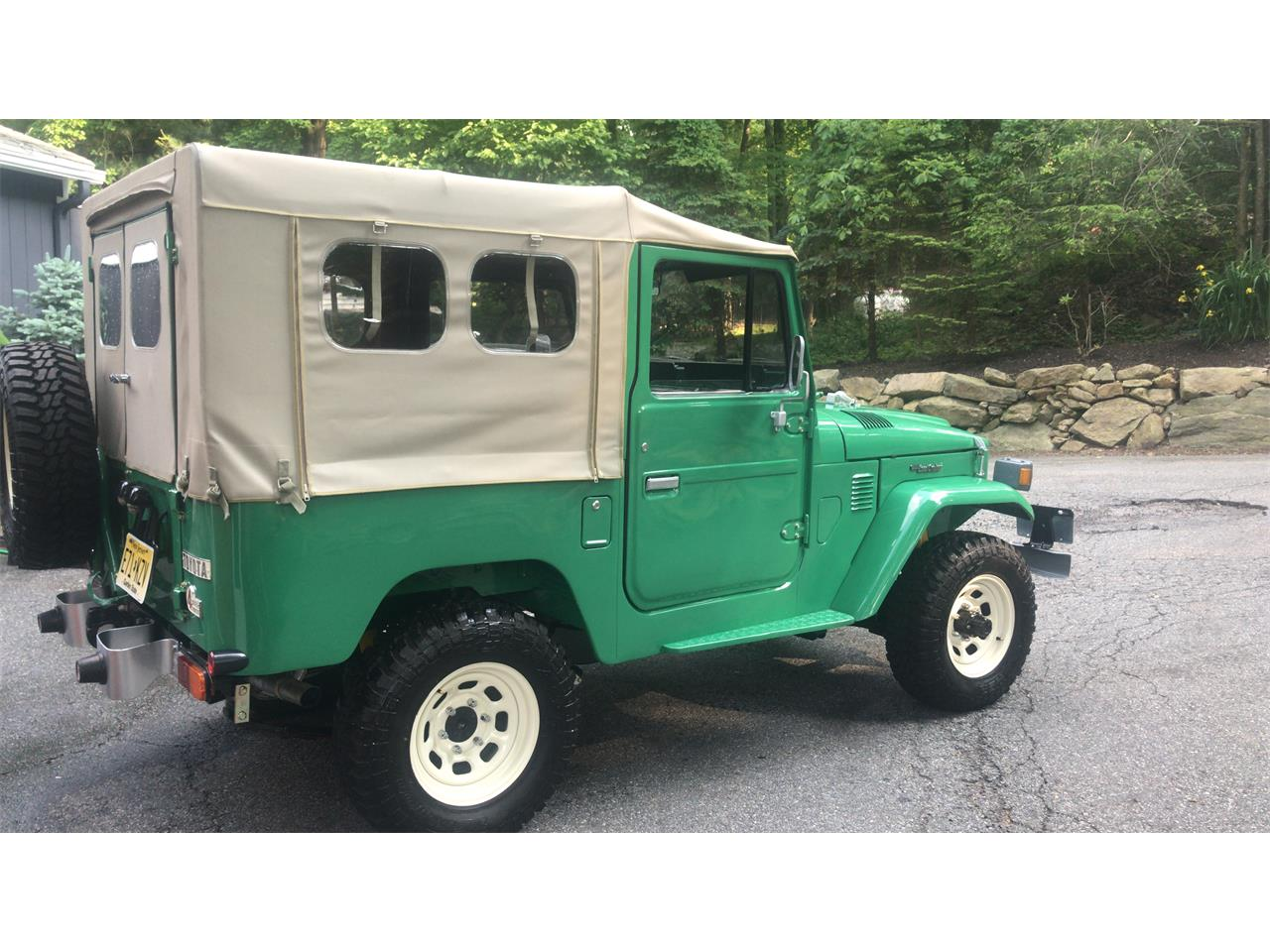 Large Picture of '78 Land Cruiser FJ - QDF1