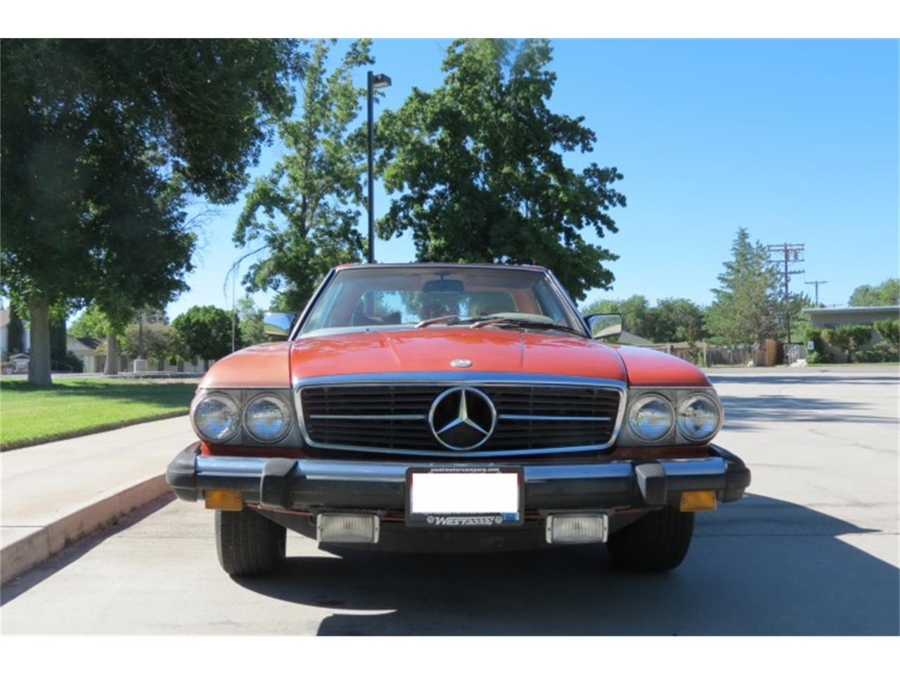 Large Picture of '76 450SL - QGIA