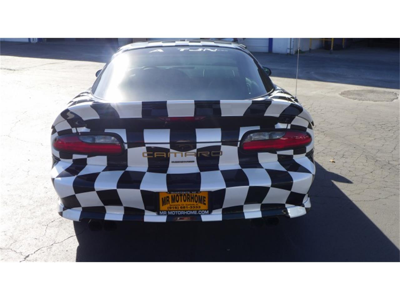 Large Picture of '96 Camaro Z28 Offered by Motorsport Auction Group 797664 - QGIF