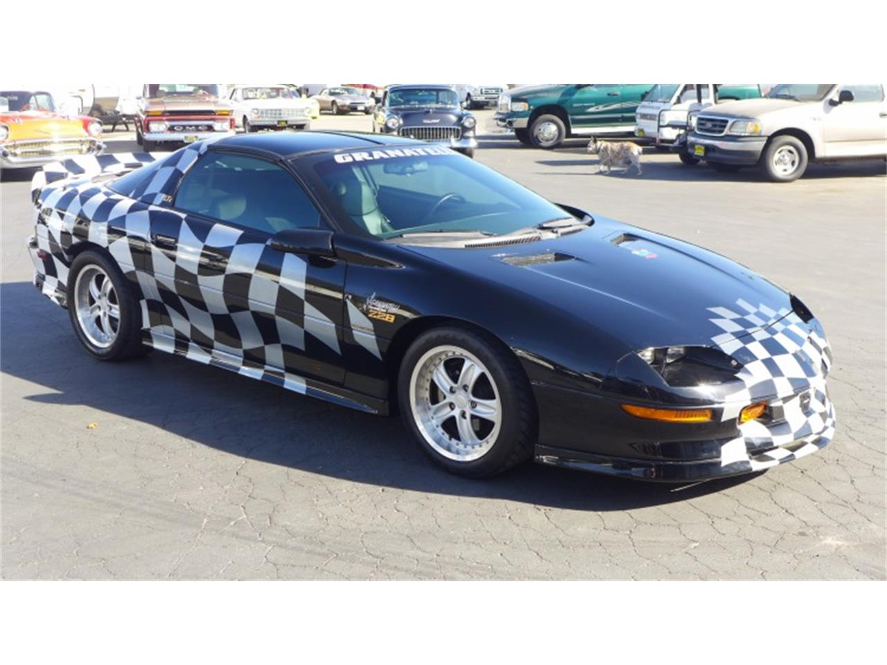 Large Picture of '96 Camaro Z28 Auction Vehicle - QGIF