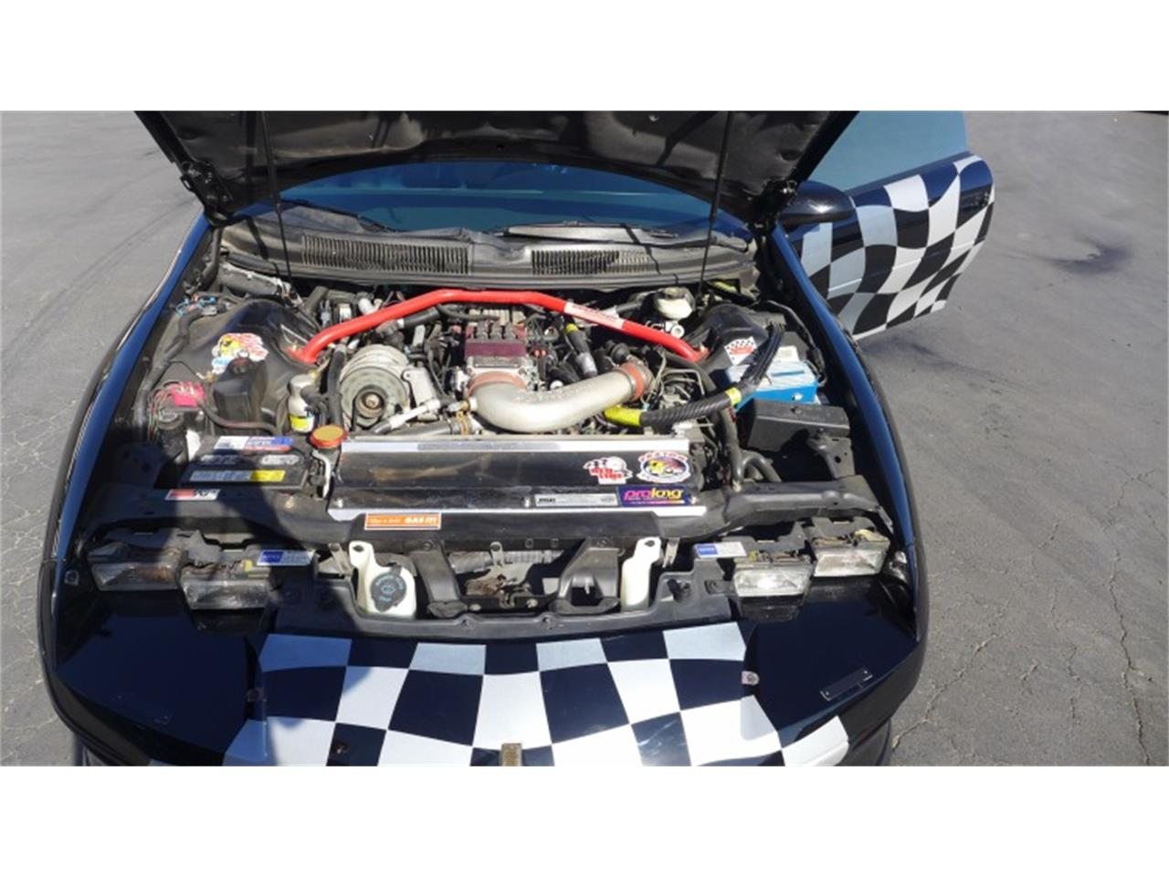 Large Picture of '96 Chevrolet Camaro Z28 located in Sparks Nevada Auction Vehicle - QGIF