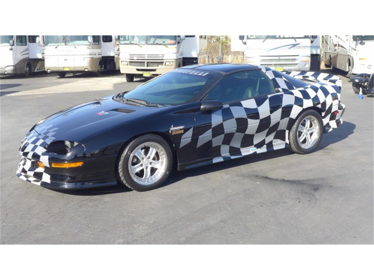 Large Picture of 1996 Chevrolet Camaro Z28 Auction Vehicle - QGIF
