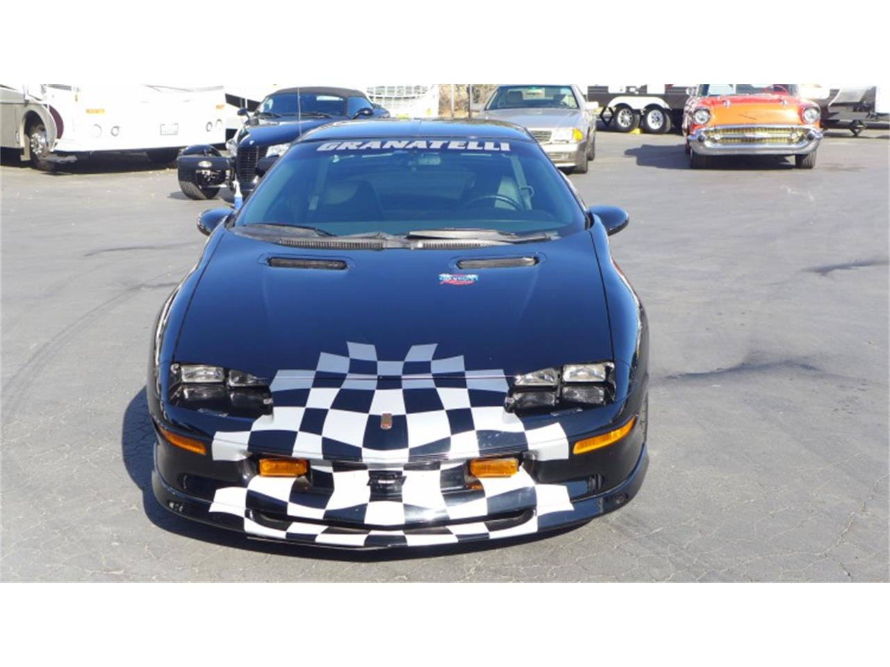 Large Picture of '96 Camaro Z28 located in Sparks Nevada Auction Vehicle Offered by Motorsport Auction Group 797664 - QGIF