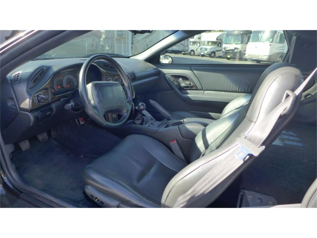 Large Picture of '96 Chevrolet Camaro Z28 located in Sparks Nevada - QGIF