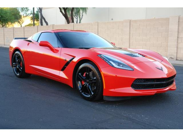 Picture of '17 Corvette - QGJ0
