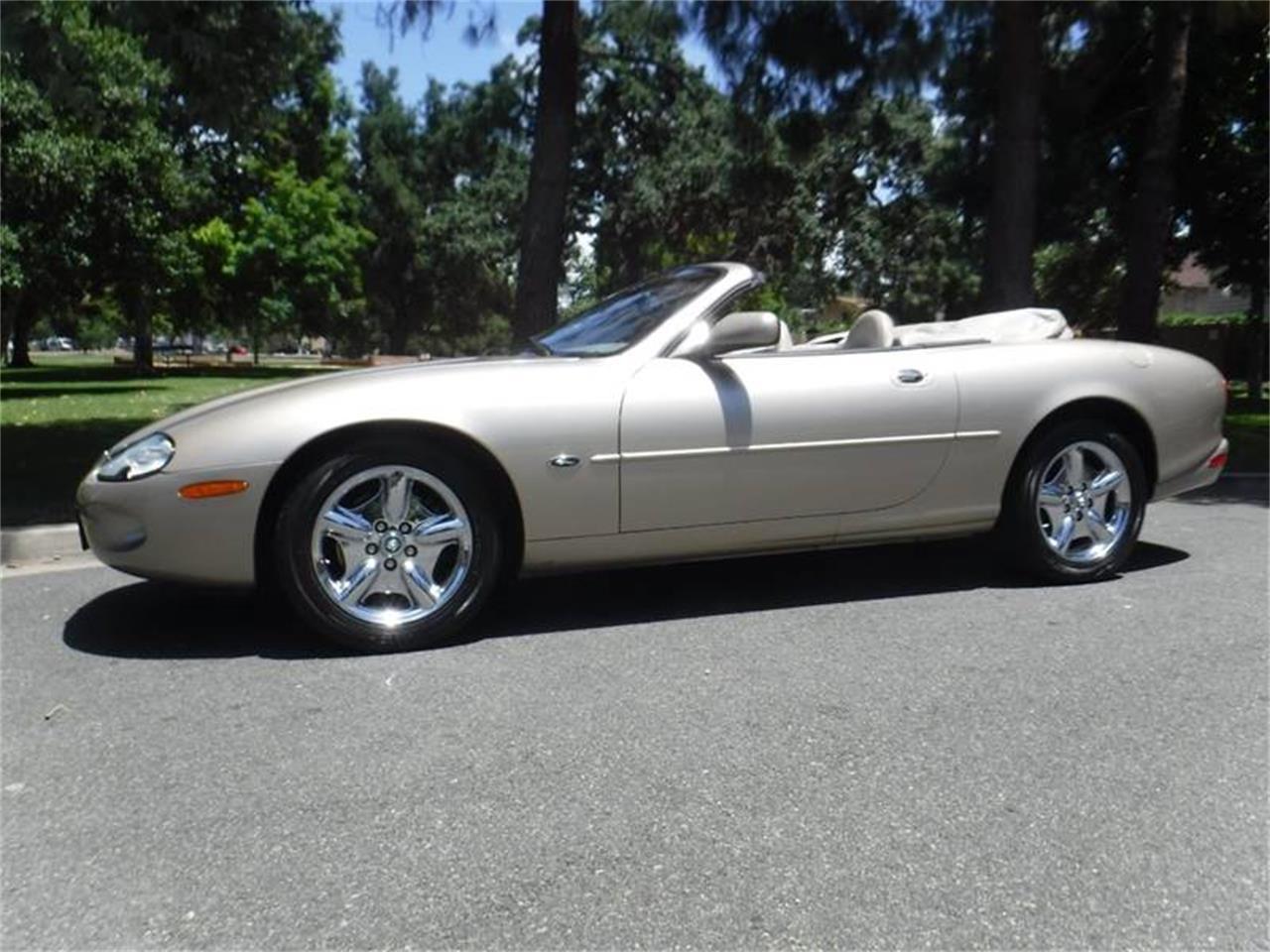 2000 Jaguar XK for Sale | ClassicCars.com | CC-1234479