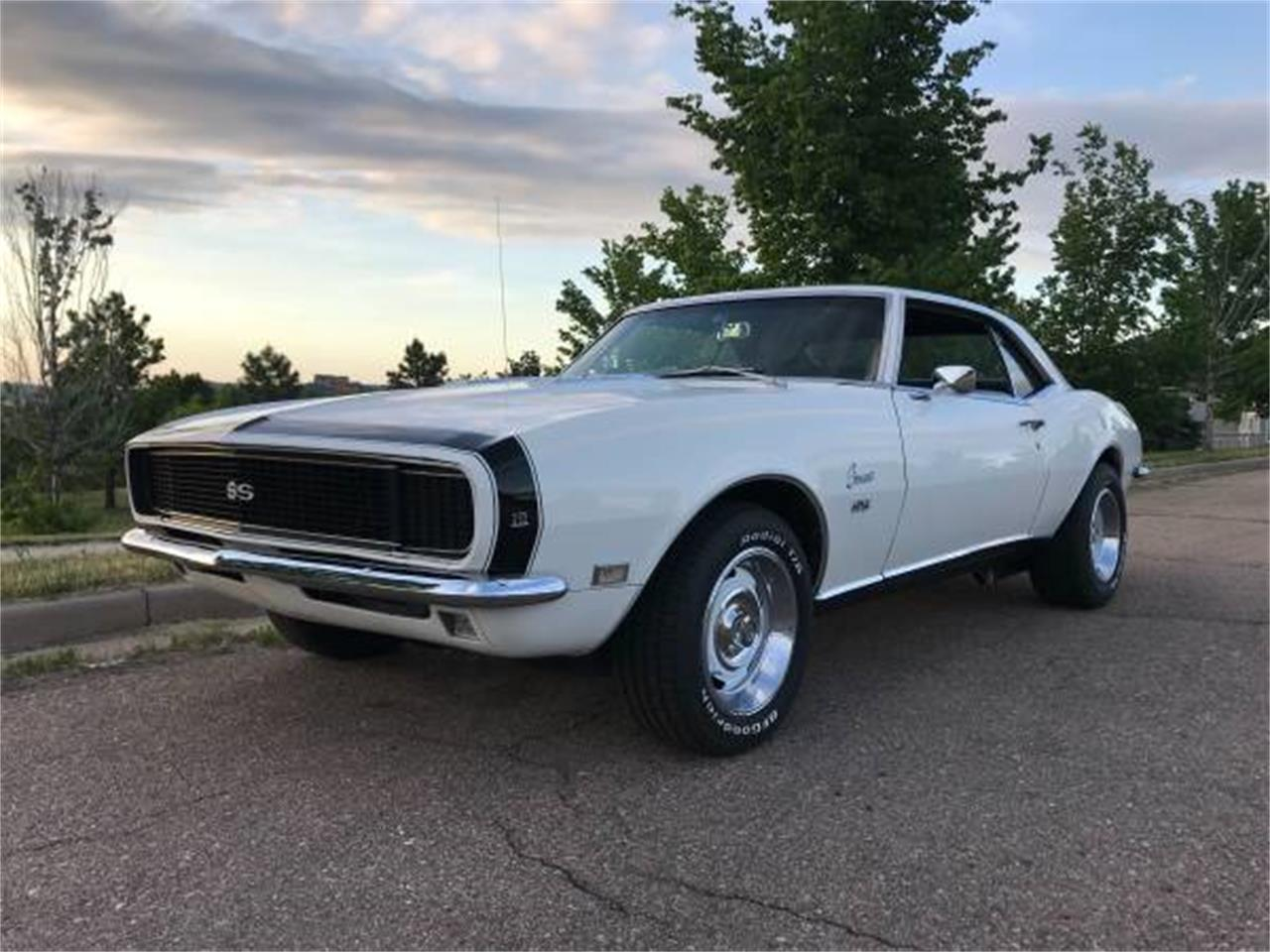 Large Picture of '68 Camaro located in Castle Rock Colorado - $39,000.00 Offered by a Private Seller - QDF6