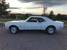 Picture of Classic 1968 Camaro located in Castle Rock Colorado - $39,000.00 - QDF6