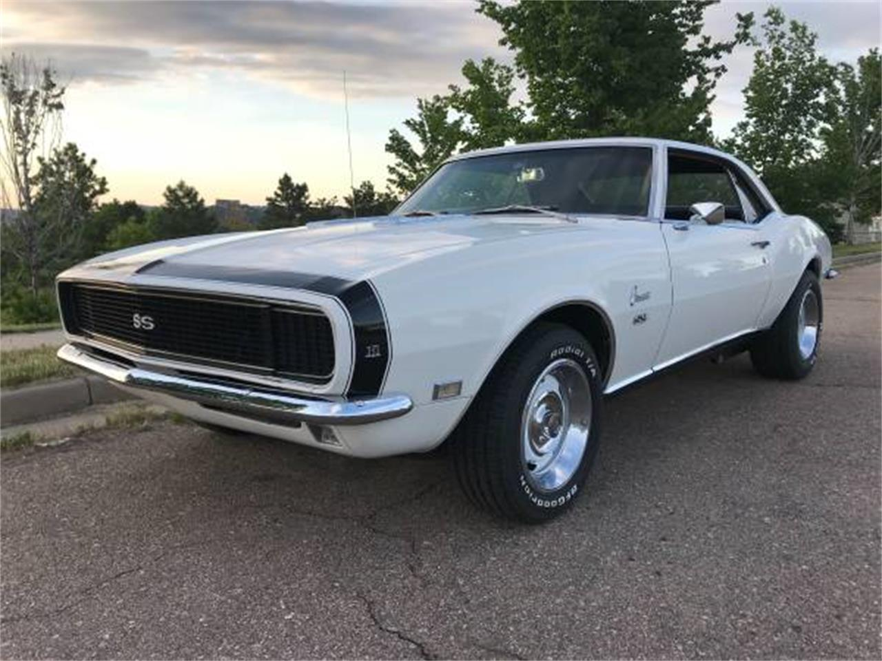 Large Picture of Classic 1968 Chevrolet Camaro - $39,000.00 Offered by a Private Seller - QDF6