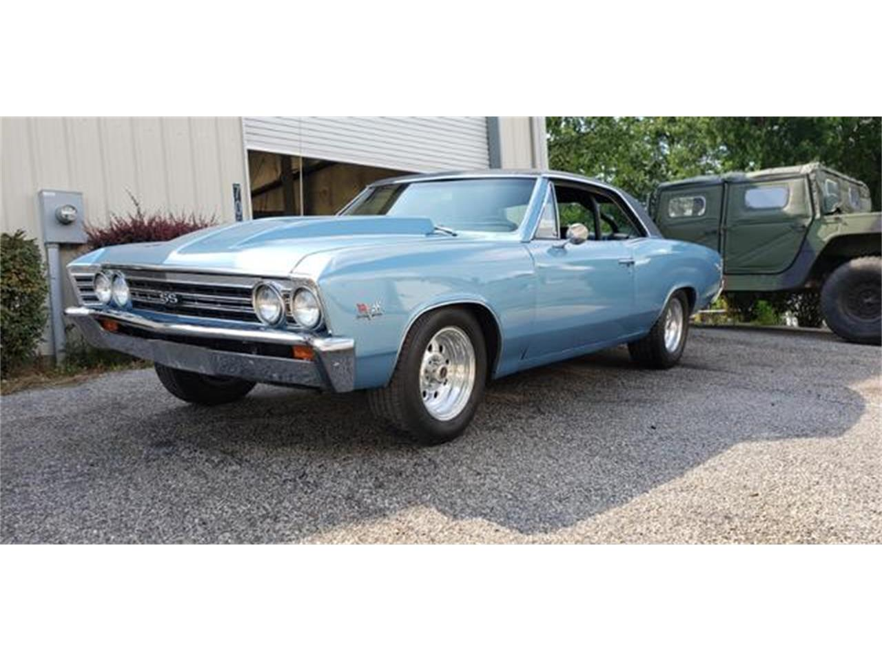 Large Picture of '67 Chevelle - QGJQ