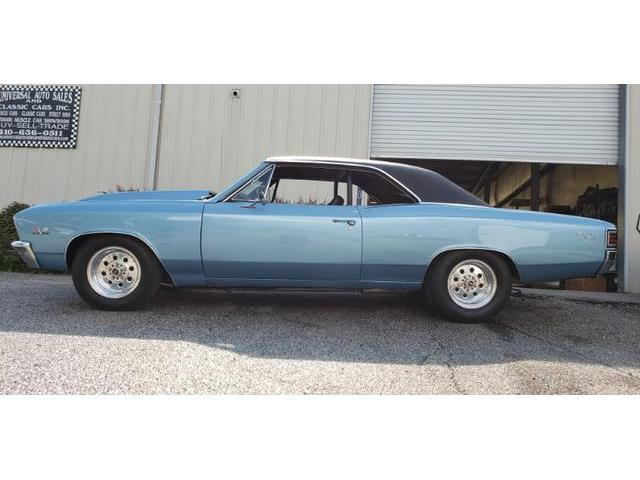 Picture of 1967 Chevrolet Chevelle located in Linthicum Maryland - $36,900.00 - QGJQ