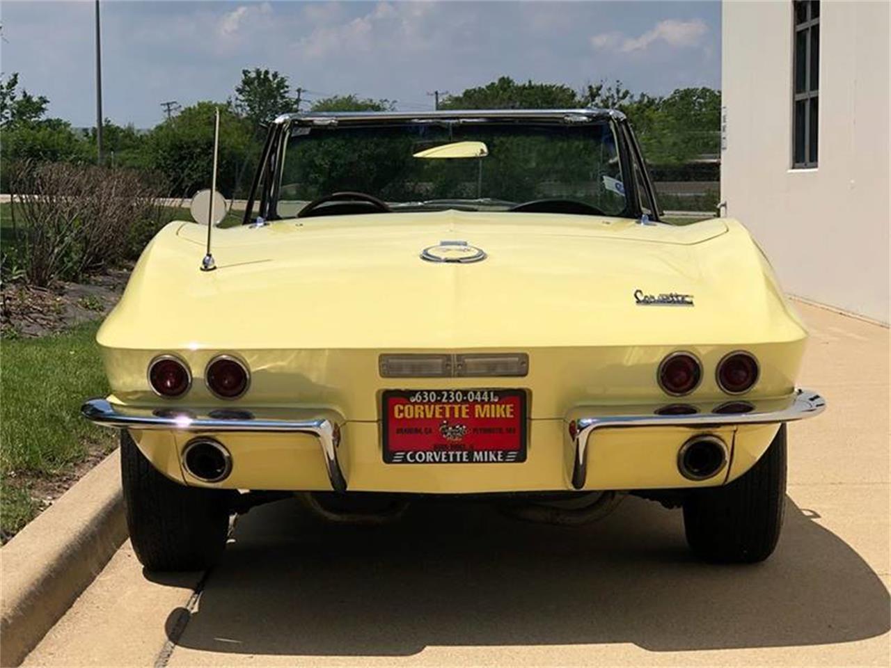 Large Picture of '67 Corvette - QGJU