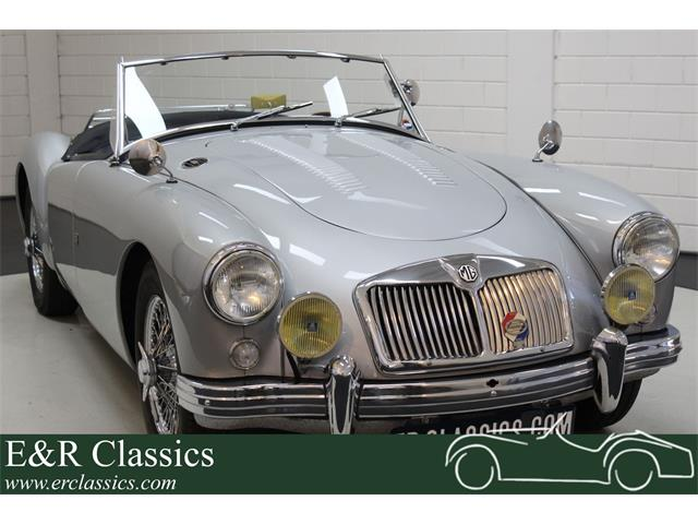 Picture of '59 MGA - QGJZ