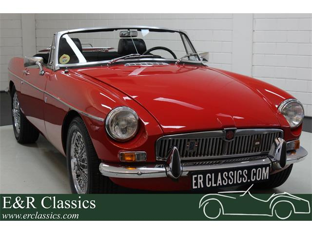 Picture of '72 MGB - QGK1