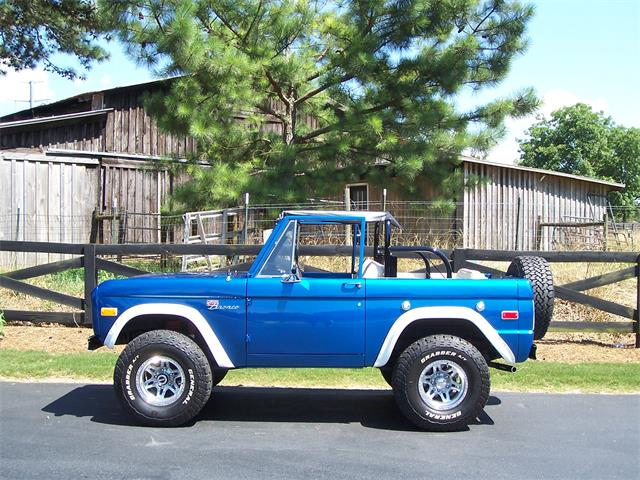 Picture of '75 Bronco - QGKA