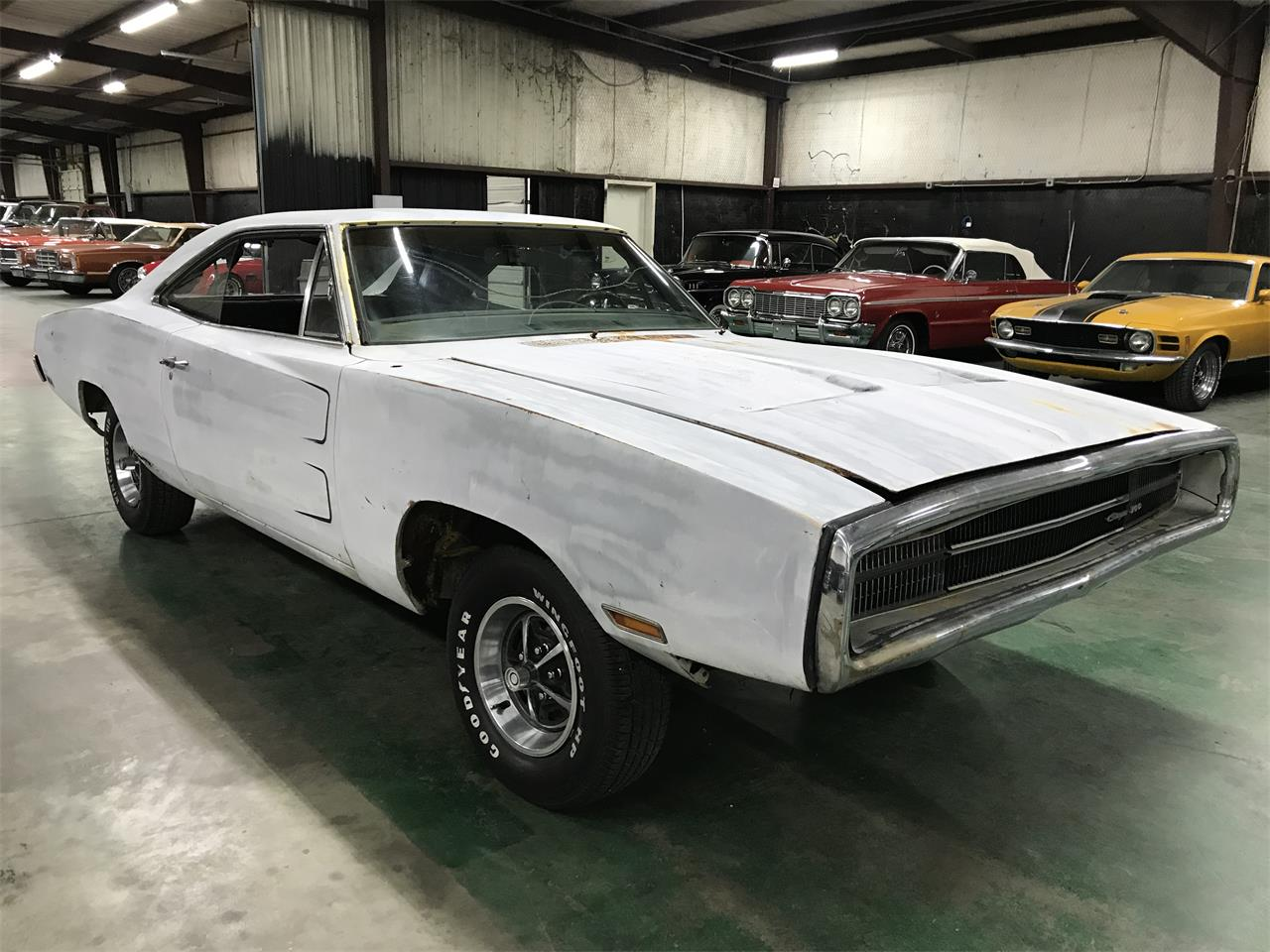 Large Picture of 1970 Dodge Charger located in Sherman Texas - $11,500.00 Offered by PC Investments - QGKH